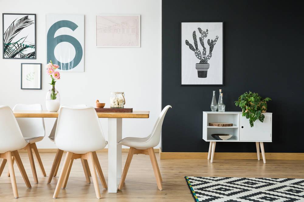 El reto  de decorar casa nueva