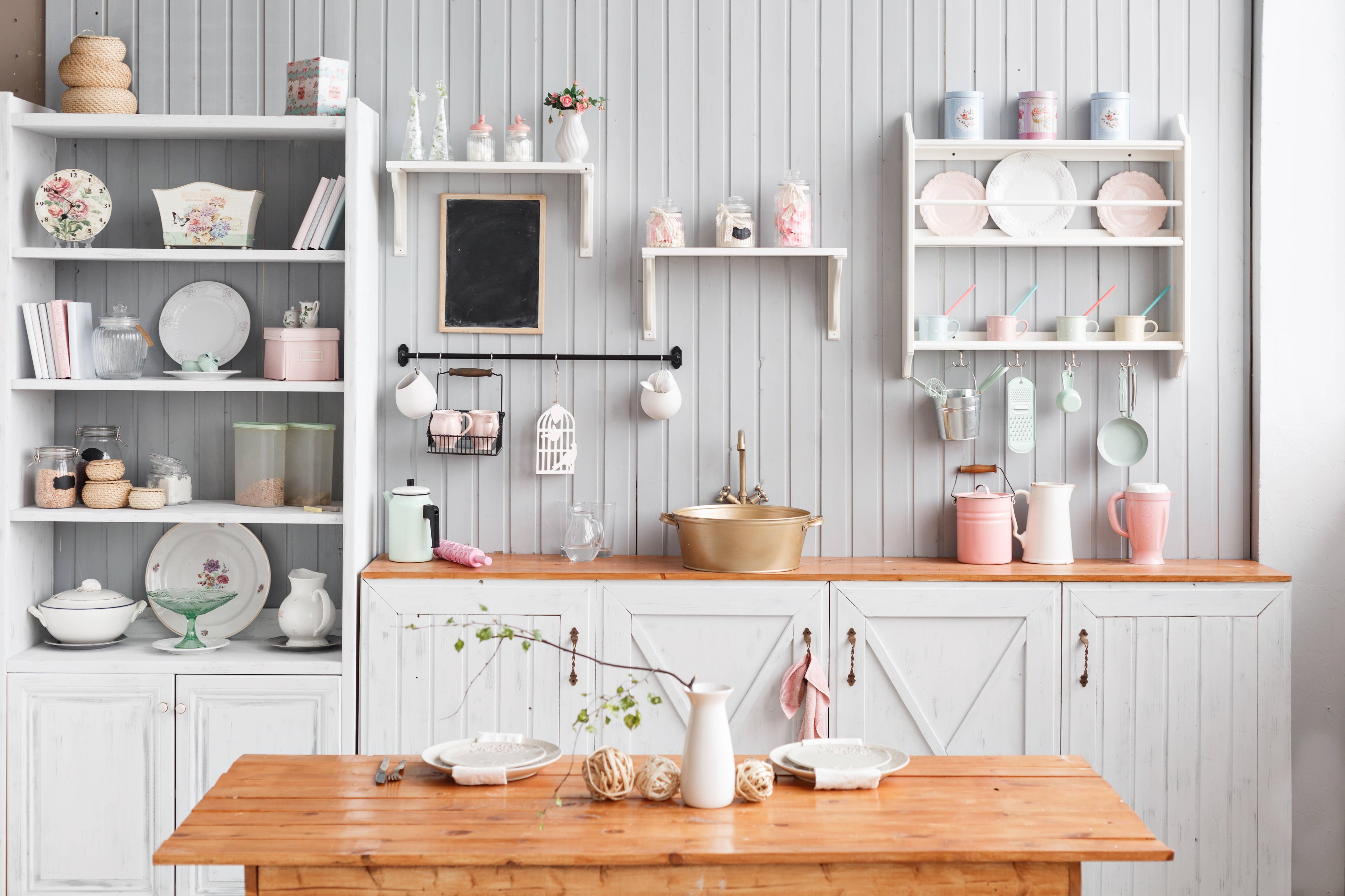 Market Style para tu cocina. Lo último en decoración de interiores